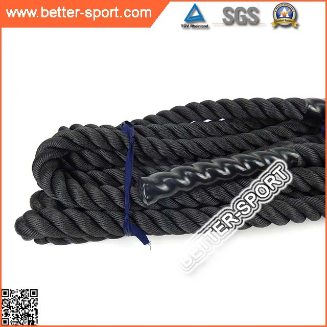 Crossfit Gym Battle Ropes
